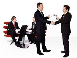 Partners in selling your business