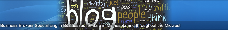 blog about buy or sell a business in Minnesota - Minneapolis / St. Paul